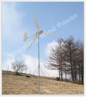 2000w wind turbines solar panel manufactory