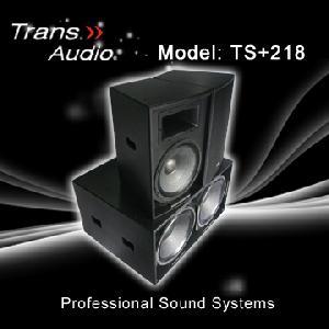 coaxial technology loudspeaker cabinet m10c