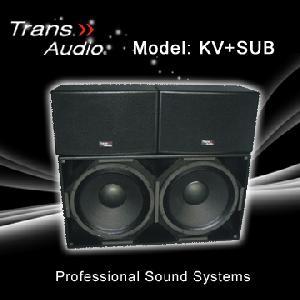 karaoke speaker cabinet ktv room disco kv310