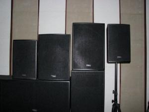 loudspeaker system pa tk100