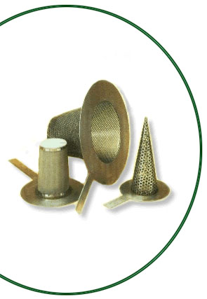 conical strainer manufactuer exporter inline filter manufacturer