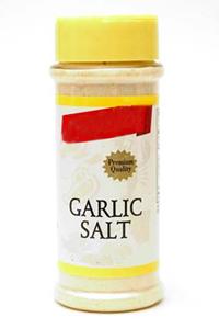 garlic salt flavoured