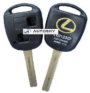 2 button remote key cover