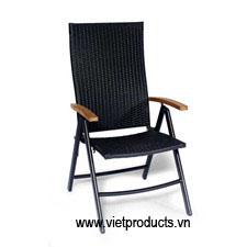 garden wicker chair