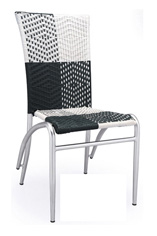 weather wicker garden chair