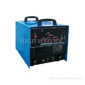 inverter ac dc multi functions tig mma cut welder 160 200