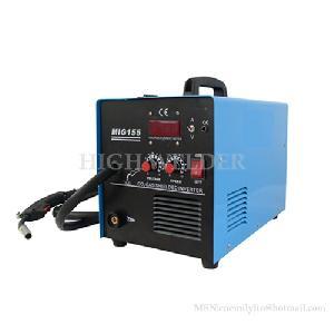 mig welder co2 welding machine equipment 155