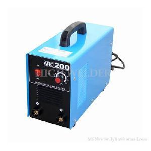 mini inverter dc arc welder welding machine 160 200
