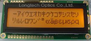 alphanumeric display module1602