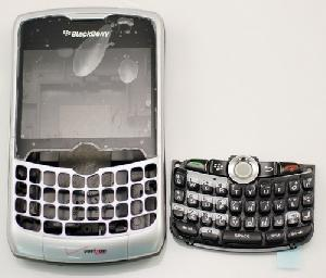 blackberry curve 8330 housing keypad