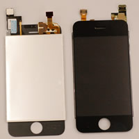 iphone lcd housing