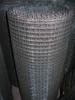 carbon steel pre crimped wire mesh