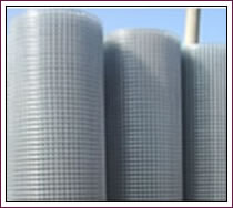 dipped zinc coated welded wire mesh