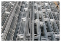welded wire mesh building