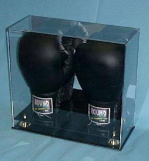 acrylic boxing glove display