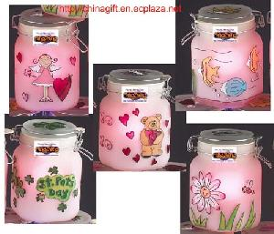 handicraft sun jar capture sunshine summer
