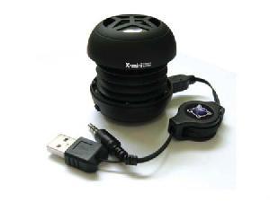 mini hamburger loudspeaker