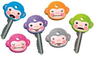 monkey key cap