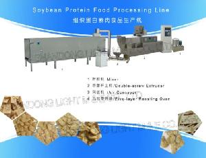 soybean maigre food processing line