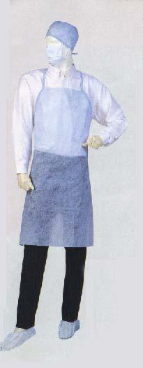 non woven disposable apron