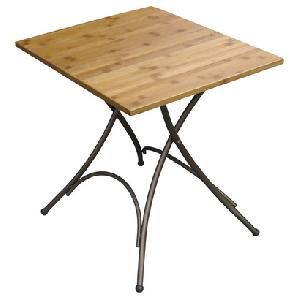 Top Bamboo Folding Table