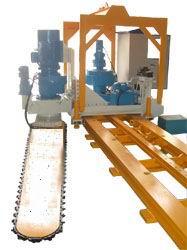 equipments quarrying mining machine chain