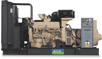 diesel generator 12kva 1100kva aksa power generation