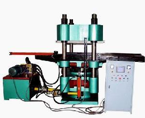 plate vulcanizing press