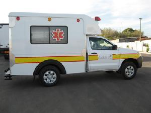 ambulance 4x4