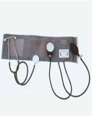 aneroid sphygmomanometer stethoscope