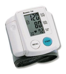 bp meter rossmax wrist z46 blood pressure