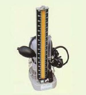 desk stand mercurial sphygmomanometer
