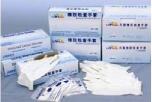 latex examination gloves w wo powder