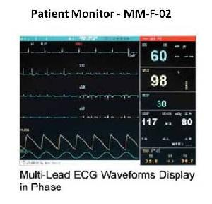 mm f 02 multi parameter patient monitor