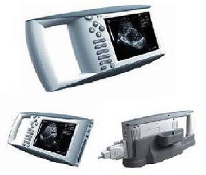 palm handle ultrasound scanner