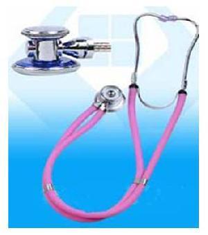 sprague rappaport stethoscope chrome plated