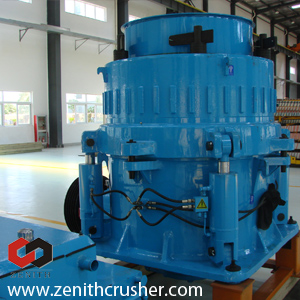 crusher hydraulic cone