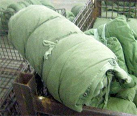 10 army intermediate cold weather sleeping bags stock 7037 5604