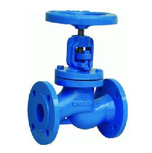 din f1 cast iron globe valve