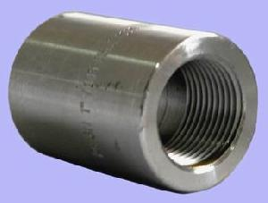 forged steel pipe fitting threaded coupling