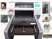digital printer flatbed leather glass metal pottery tr