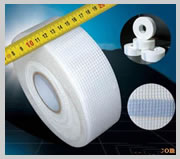 adhesive fiberglass tape drywall joint
