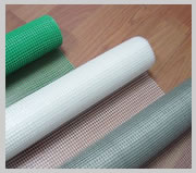 alkaline resistant fiberglass mesh construction