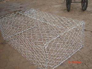 carbon steel wire gabion box