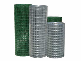 Galvanized Low Carbon Steel, Stainless Steel, Plastic Pvc Coated Welded Wire Mesh For Sale