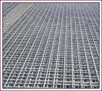 welded steel bar gratings panel reinforcement wire mesh