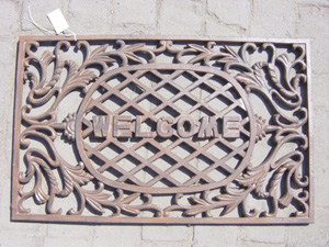 cast iron door mat srmd 3001