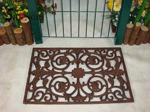 flower door mat srmd 3008