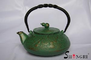 green kettle gourd