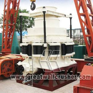 Best Solution Of Pyb1200 Spring Cone Crusher For Sale In 120 T / H Basalt Crushing Plant Mozambique